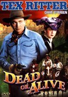 Dead Or Alive (1941) Ritter O'brien Bw Nr
