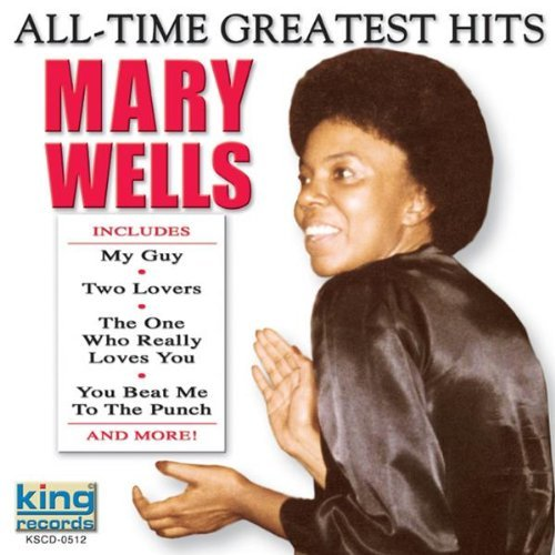 Mary Wells All Time Greatest Hits