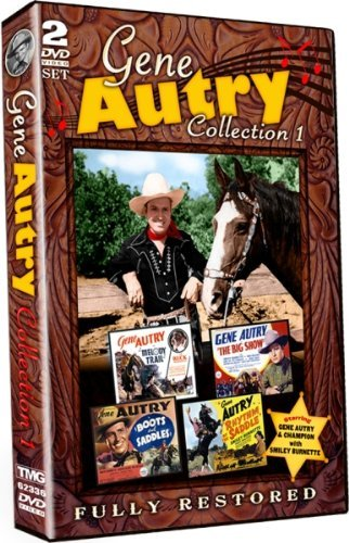 Gene Autry Collection 1 Autry Gene Nr 2 DVD