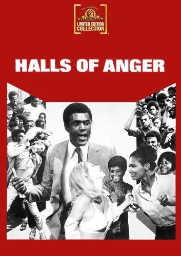Halls Of Anger (1970) Lockhart Maclachlan Bridges This Item Is Made On Demand Could Take 2 3 Weeks For Delivery