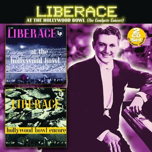 Liberace Hollywood Bowl Hollywood Bowl 2 CD