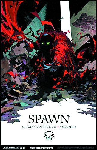 Todd Mcfarlane Spawn Origins Vol 6 Hc