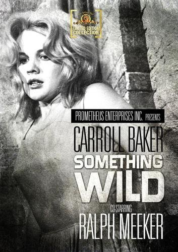Something Wild (1961) Baker Meeker DVD Mod This Item Is Made On Demand Could Take 2 3 Weeks For Delivery