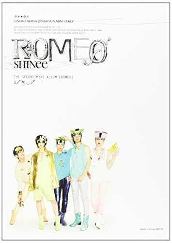 Shinee Romeo Import Eu