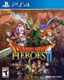 Ps4 Dragon Quest Heroes Ii Explorer's Edition