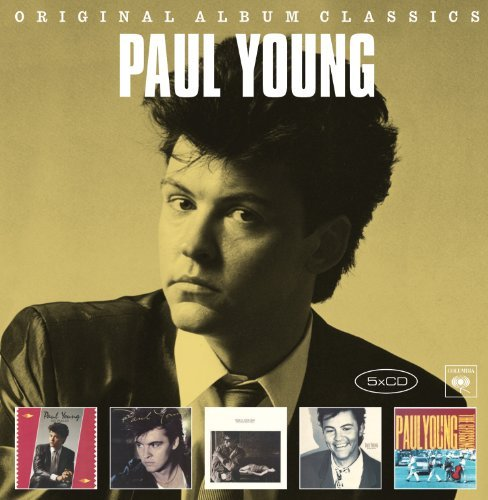 Paul Young Original Album Classics Import Eu 5 CD