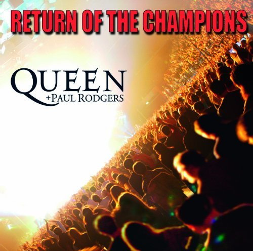 Queen & Paul Rodgers Return Of The Champions Import Jpn Shm CD 2 Shm CD