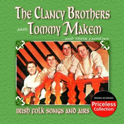 Clancy Brothers Makem Irish Folk Songs & Airs
