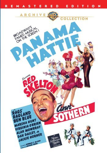 Panama Hattie (1942) Skelton Sothern Ragland Made On Demand Nr