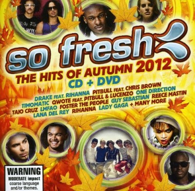So Fresh The Hits Of Autumn 2 So Fresh The Hits Of Autumn 2 Import Aus