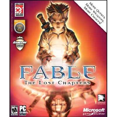 Pc Games Fable Lost Chapters Win 32 Microsoft Corporation M