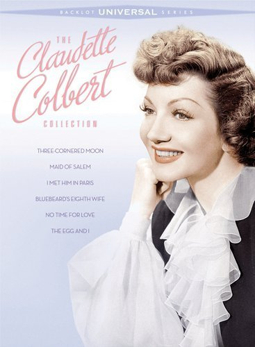 Claudette Colbert Collection Colbert Claudette Nr 3 DVD