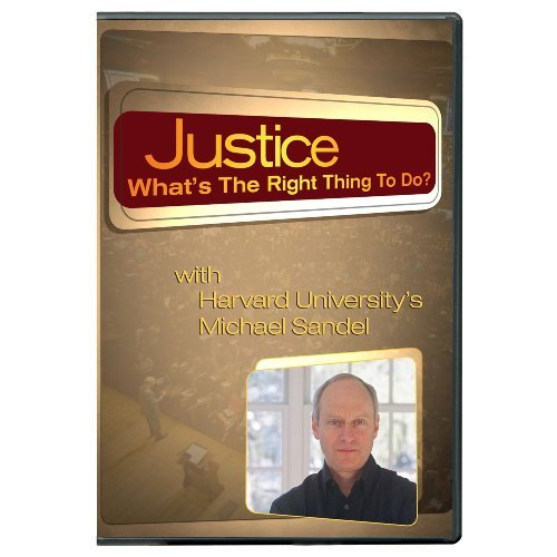 Justice Whats The Right Thing Justice Whats The Right Thing Ws Nr 3 DVD