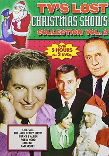 Vol. 2 Tv's Lost Christmas Shows Coll Nr 2 DVD