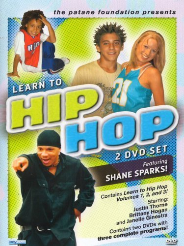 Learn To Hip Hop Vol. 1 3 Nr 2 DVD
