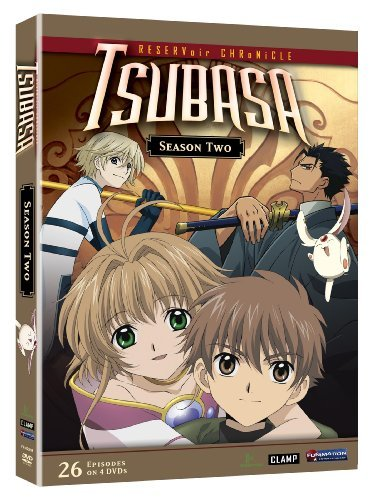 Tsubasa Reservoir Chronicle Season 2 Nr 4 DVD