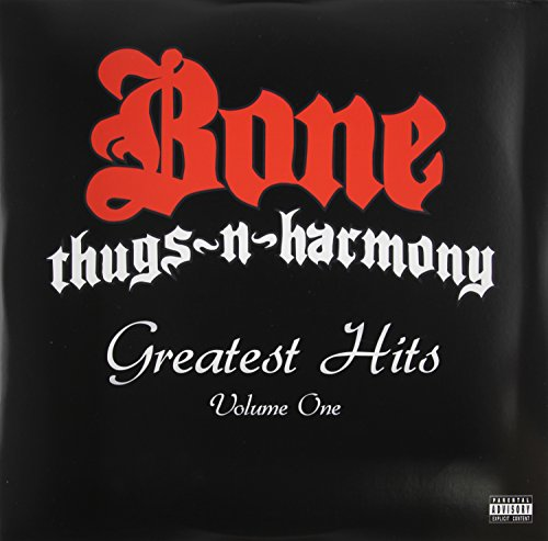 Bone Thugs N Harmony Vol. 1 Greatest Hits Vinyl Explicit Version 2 Lp Set