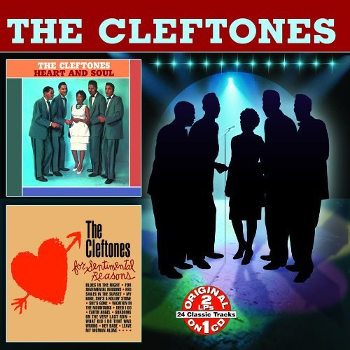Cleftones Heart & Soul For Sentimental R 2 On 1