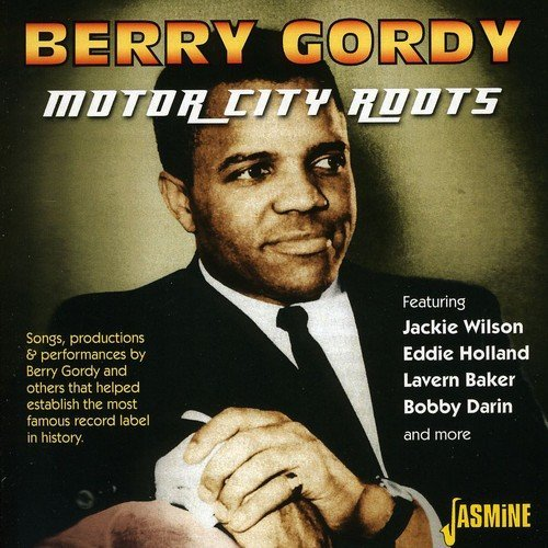 Berry Gordy Motor City Roots Import Gbr 2 CD Set