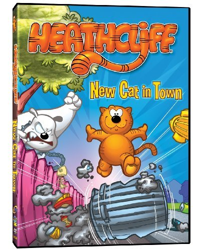 Heathcliff New Cat In Town Nr