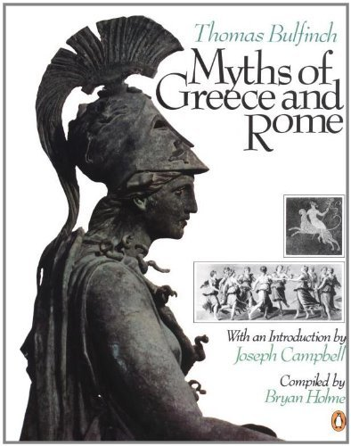 Bryan Holme Myths Of Greece And Rome Revised