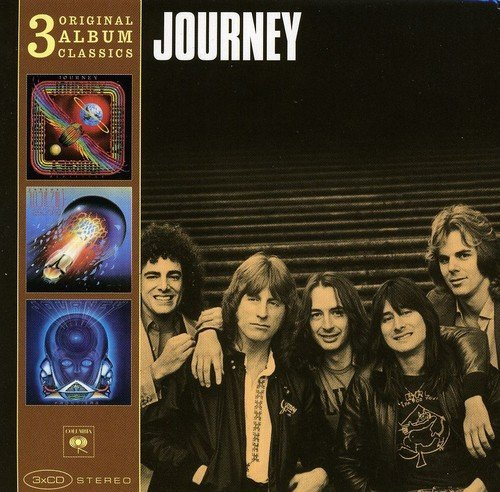 Journey Original Album Clasics Import Eu 3 CD