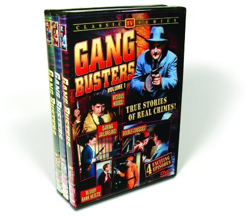Gang Busters Gang Busters Vol. 1 3 Bw Nr 3 DVD