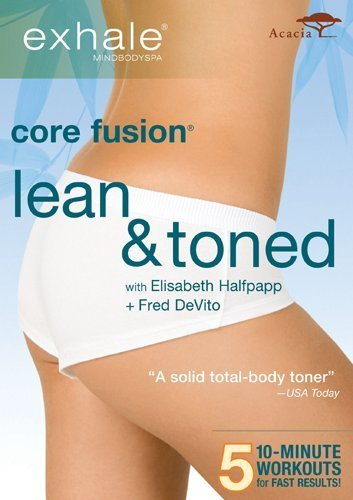 Exhale Core Fusion Lean & Toned Ws Nr