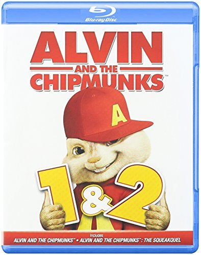 Alvin & The Chipmunks 1 & 2 Alvin & The Chipmunks 1 & 2 Blu Ray Ws Nr