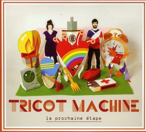 Tricot Machine La Prochaine Etape Import Can