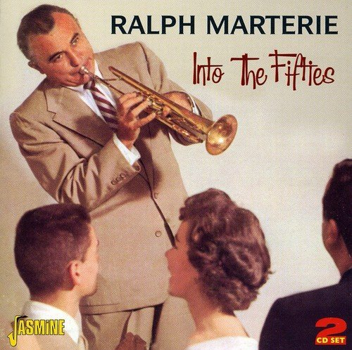 Ralph Marterie Into The 1950's Import Gbr 2 CD