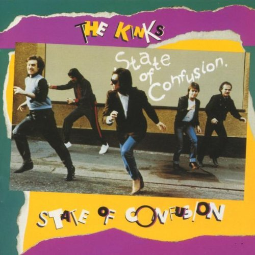 Kinks State Of Confusion Remastered Hdcd