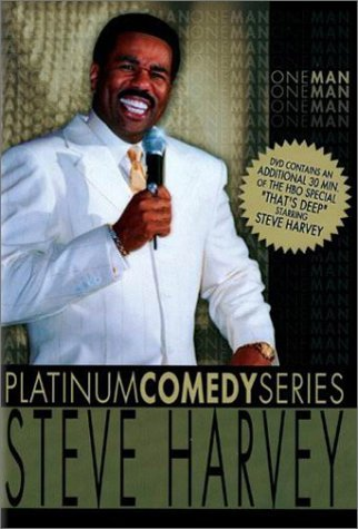 Steve Harvey One Man Steve Harvey One Man Clr Nr