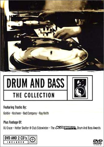 Drum & Bass The Collection Drum & Bass The Collection Clr Nr Incl Cds