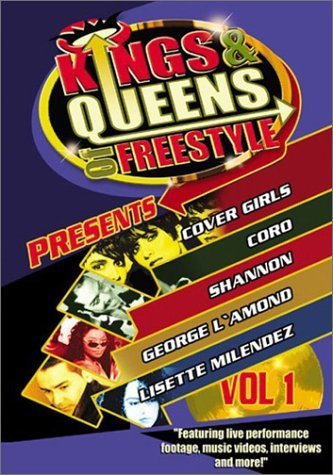 Kings & Queens Of Freestyle V0 Vol. 1 Kings & Queens Of Frees Clr Nr