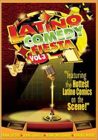 Latino Comedy Fiesta Vol. 3 Clr Nr