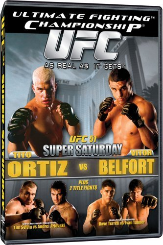 Ultimate Fighting Championship Super Saturday Clr Nr