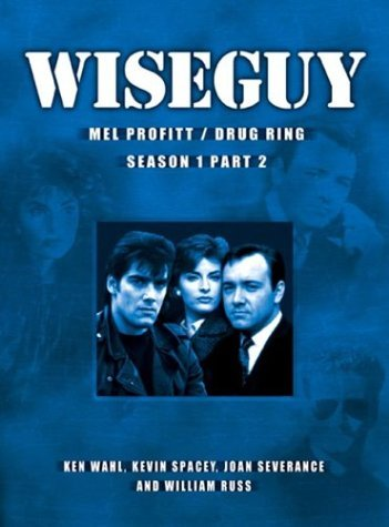 Wiseguy Season 1 Part 2 Clr Nr 4 DVD