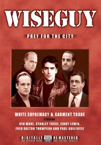 Wiseguy Prey For The City Clr Nr 4 DVD