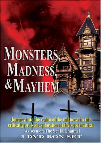 Monsters Mayhem & Madness Monsters Mayhem & Madness Clr Nr 3 DVD