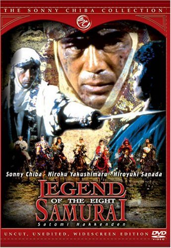 Legend Of The Eight Samurai Chiba Sonny Clr Nr