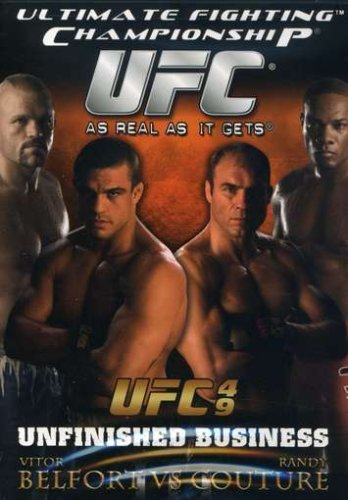 Ufc Ufc 49 Unfinished Business Clr Nr