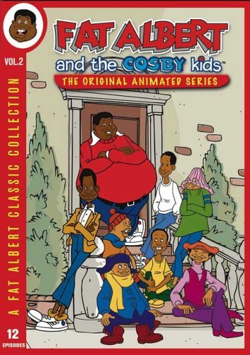 Fat Albert & The Cosby Kids Vol. 2 Clr Chnr Incl. CD