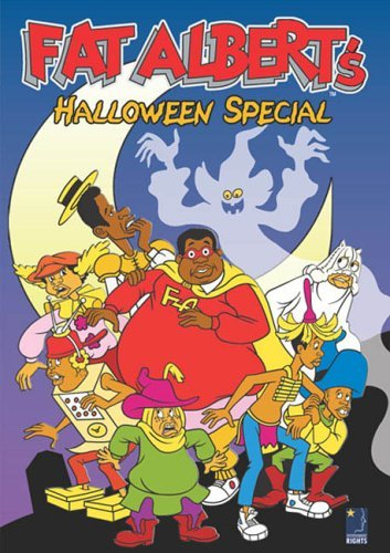 Fat Albert & The Cosby Kids Halloween Special Clr Chnr