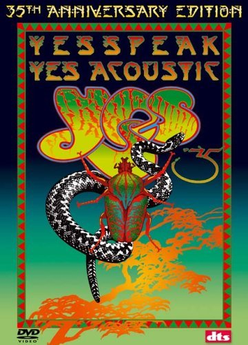 Yes 35th Anniversary Collection