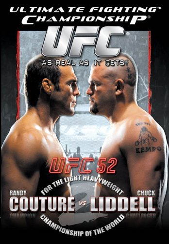Ufc Ufc 52 Randy Couture Vs. Chuck Clr Nr