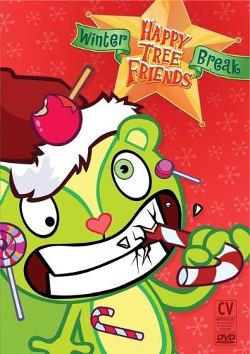 Happy Tree Friends Winter Break Clr R