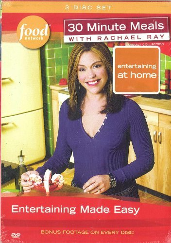 30 Minute Meals With Rachael Ray Vol. 4 Entertaining Made Easy