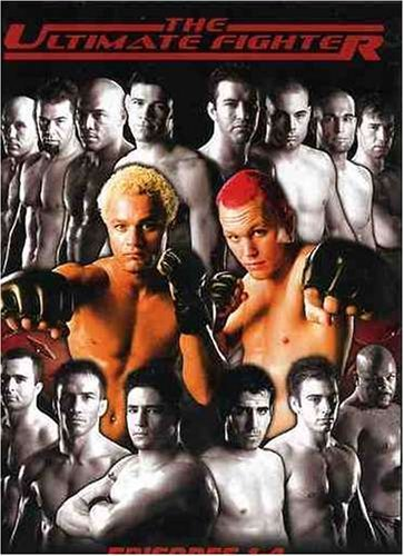 Ufc Ultimate Fighter Season 1 Episodes 1 4 Clr Nr