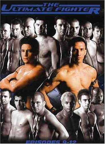 Ufc Ultimate Fighter Season 1 Episodes 9 12 Clr Nr
